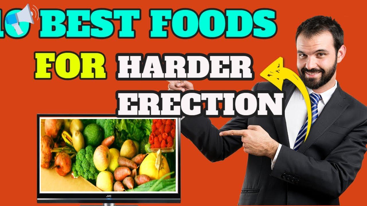 ételek, amelyek jó erekcióra