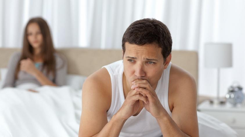 gyenge merevedés és izgalom nélkül az erekciós diszfunkció pszichológiai okai