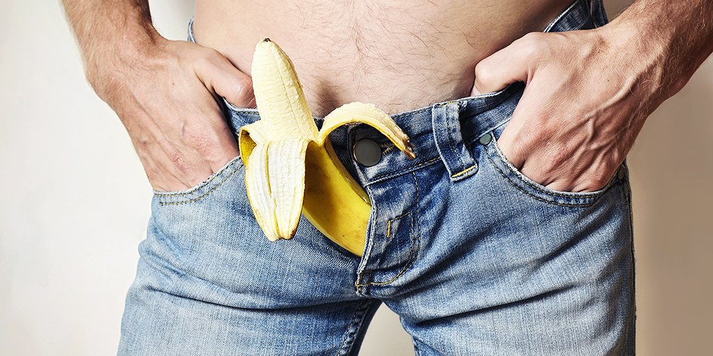 csalánkiütés a péniszen