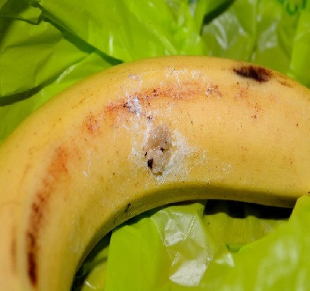 erekció és banán
