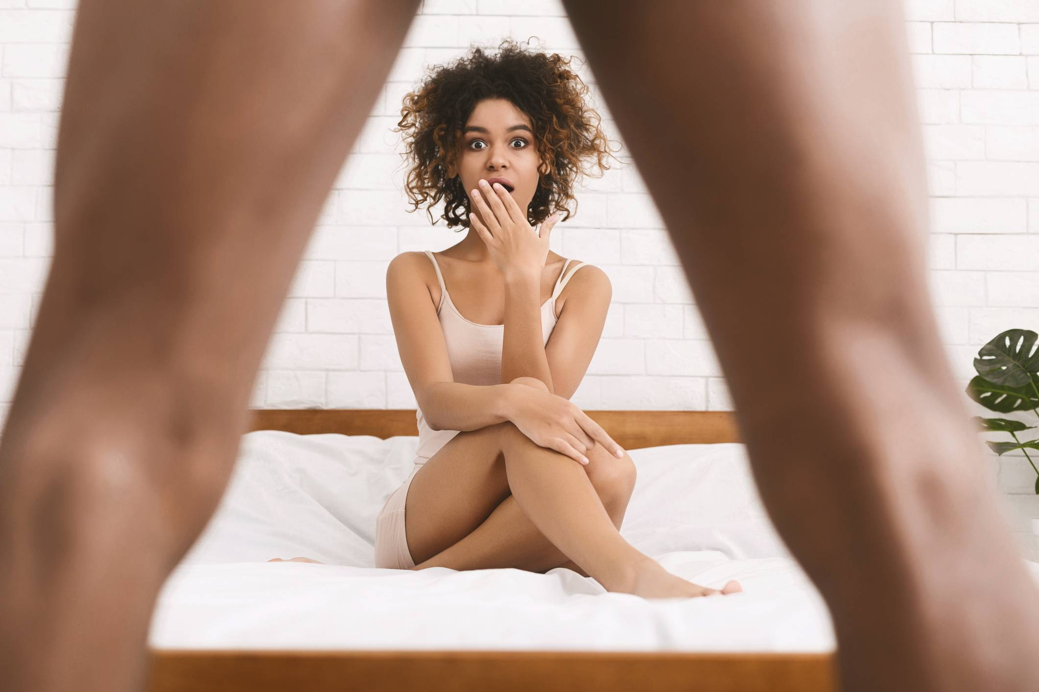 mit kell tenni, amikor egy kis pénisz