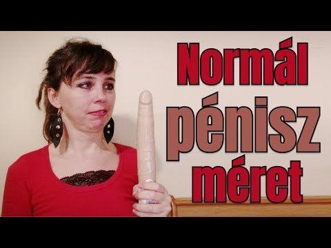 pénisz normál méretű hogy késleltesse az erekciót