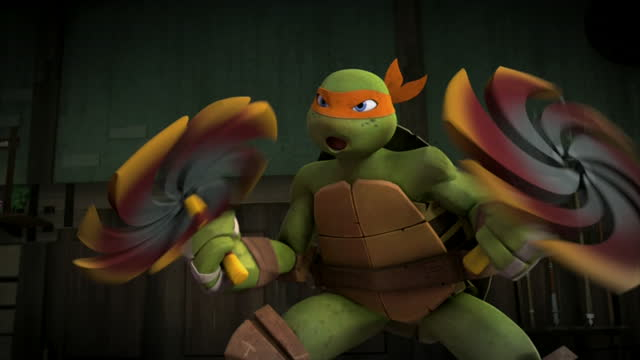 pénisz tizenéves mutáns ninja teknősök