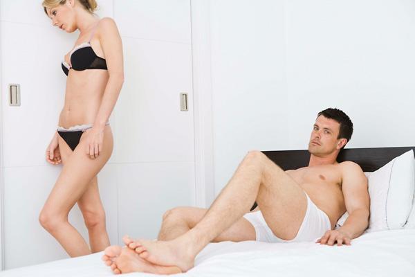 mit kell tenni lassú erekció esetén