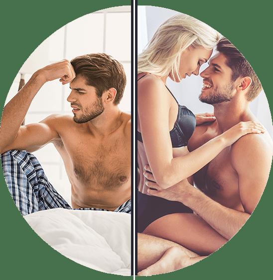megnövekedett péniszvastagság