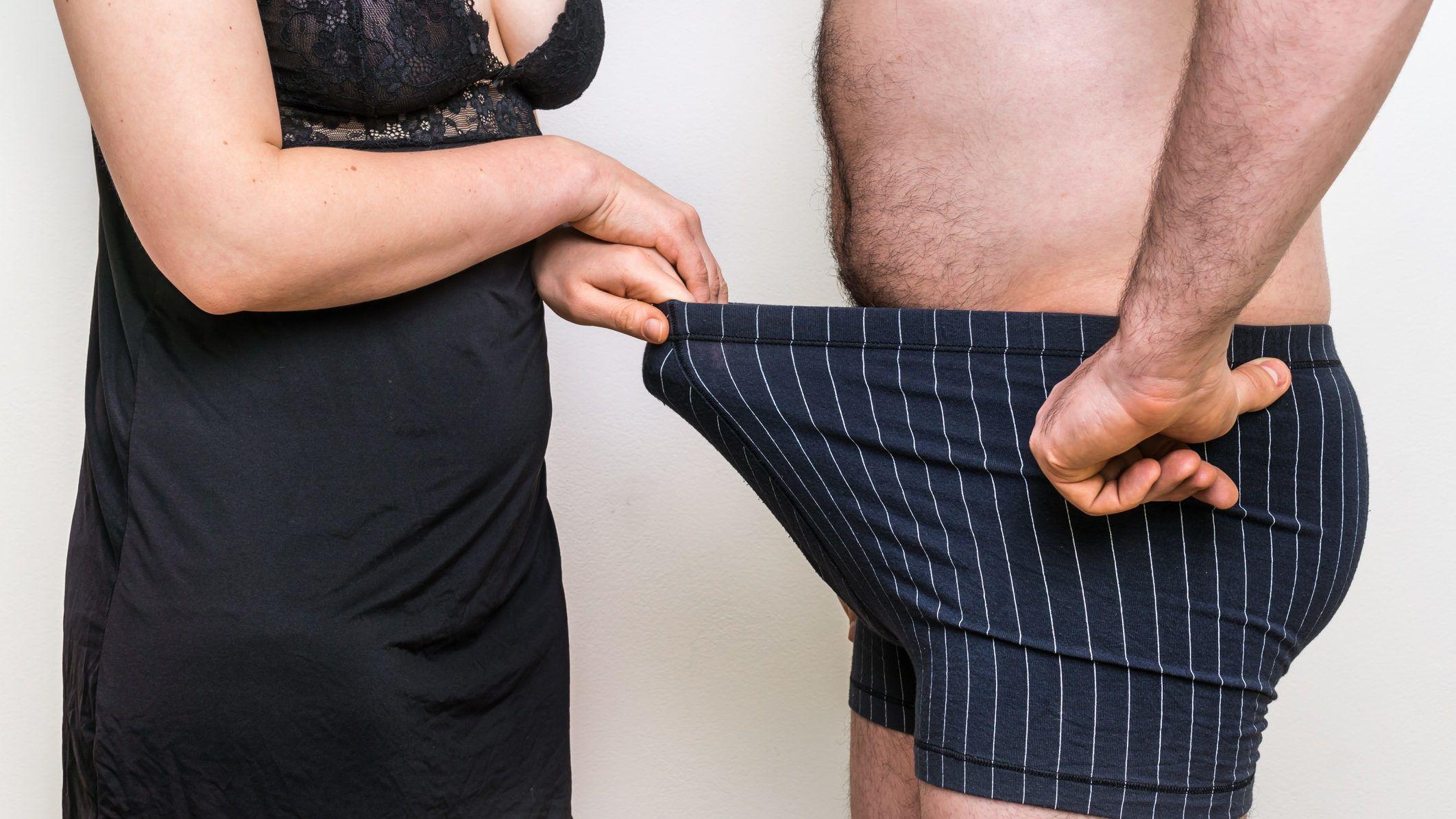 Az átlagos péniszméretet évtizedek óta kutatják - Dívány
