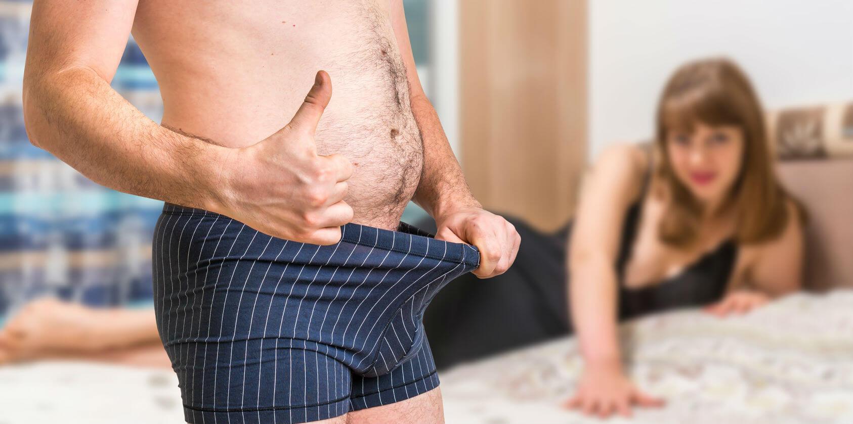 egy tag bevezetése után egy erekció eltűnik átszúrja a péniszt