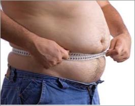 elhízás erekció